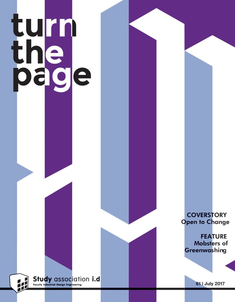 Cover Turn The Page 61