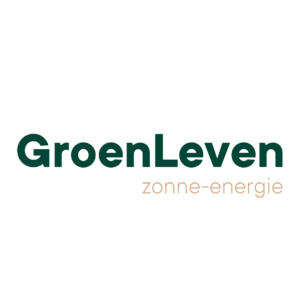 Logo GroenLeven zonne-energie