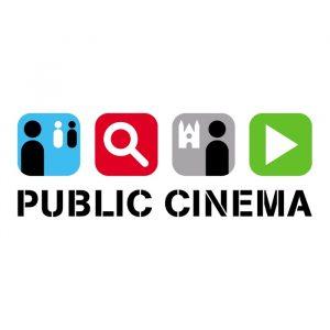 Logo Public cinema